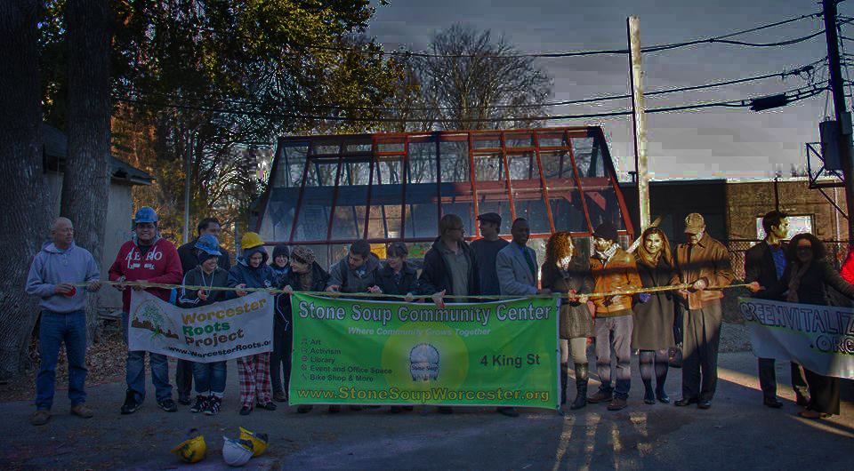 Greenvitalize Urban Growers